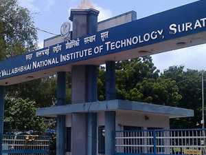 Sardar Vallabhbhai National Institute of Technology, Surat (Gujarat)